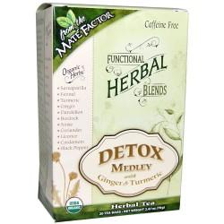 Herbal - mélange détox avec...